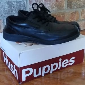 Ty by Hush Puppies - Kids Dress Shoes